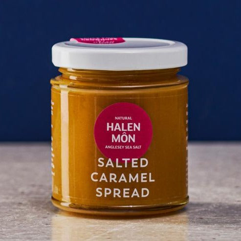 Salted Caramel Spread by Halen Mon