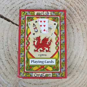 Celtic Weave Luxury Playing Cards