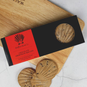 Aberffraw Luxury Chocolate Shortbread Biscuits