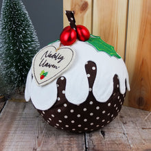 Round Pudding Doorstop