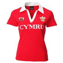 Ladies short sleeve rugby shirt