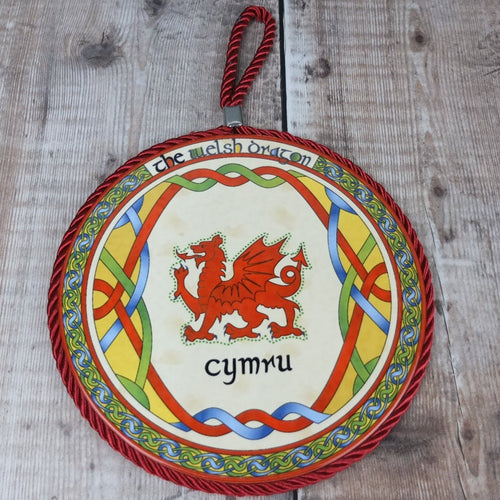 Welsh Weave Pot Stand