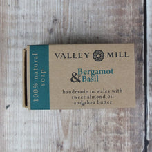 Bergamot and Basil Soap by Valley Mill