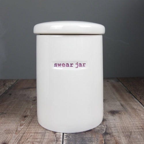 Swear Jar by Keith Brymer Jones