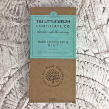 Dark Chocolate and Mint Bar by The Little Chocolate Welsh Company