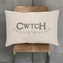 Vintage Cwtch Cushion