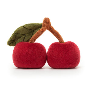 Fab Fruit Cherry by Jellycat