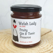 Gin and Tonic Preserve