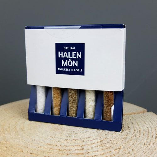 Famous Five Salt Set by Halen Mon