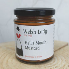 Hell's Mouth Mustard by Welsh Lady Preserves