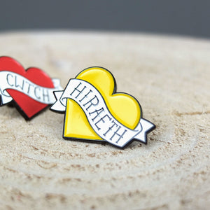 Hiraeth Enamel Pin Badge