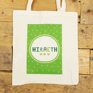 Hiraeth Tote Bag