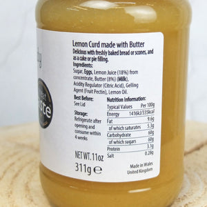 Lemon Curd by Welsh Lady Preserves
