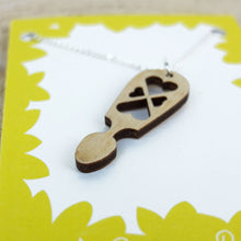 Lovespoon  Necklace