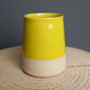 Small Pot Yellow