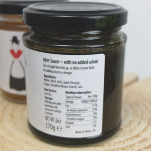 Mint Sauce by Welsh lady Preserves