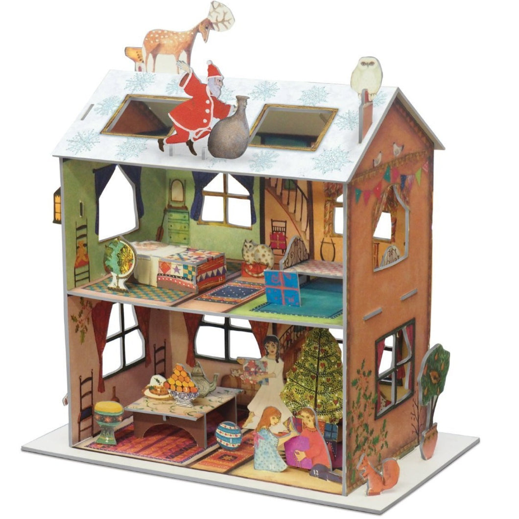 Night Before Christmas 3D Advent Calendar