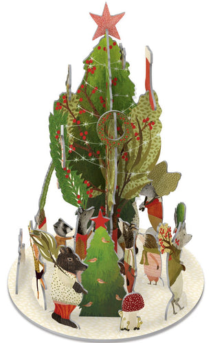 Christmas Procession 3D Advent Calendar