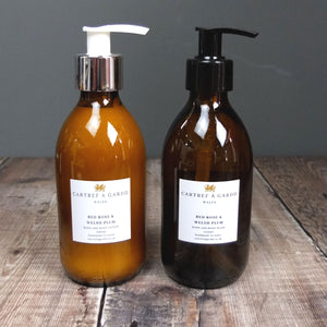 Red Rose and Welsh Plum Hand and Body Lotion