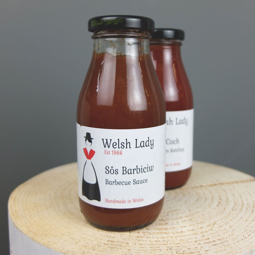 Sos Barbiciw - Barbebcue Sauce by Welsh Lady Preserves