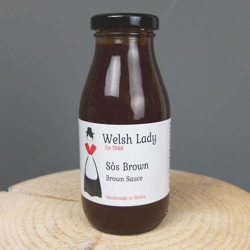 Brown Sauce by Welsh Lady Preserves