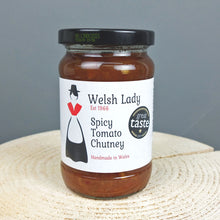 Spicy Tomato Chutney by Welsh Lady Preserves