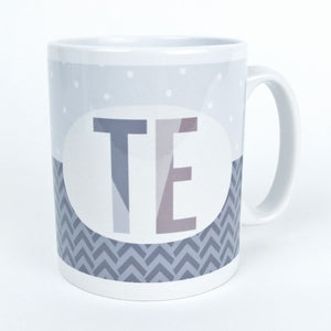 Te Mug in Grey