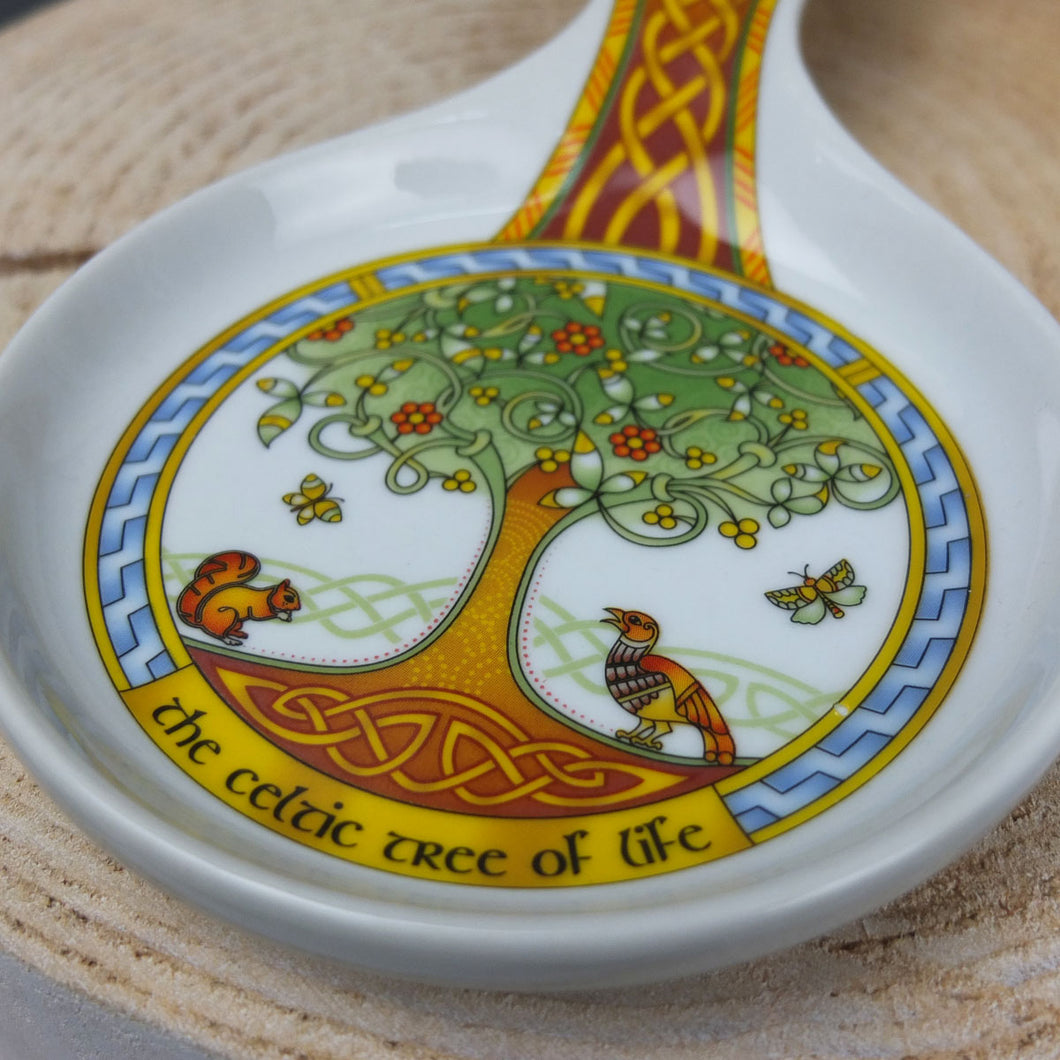 TREE OF LIFE SPOONREST