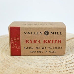 Valley Mill Bara Brith Tea Lights