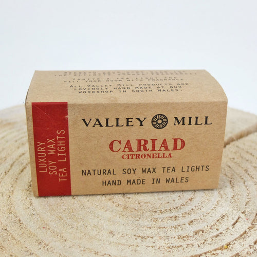 Valley Mill Cariad Tea Lights