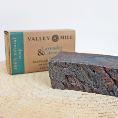 Valley Mill Lavender and Citronella Soap