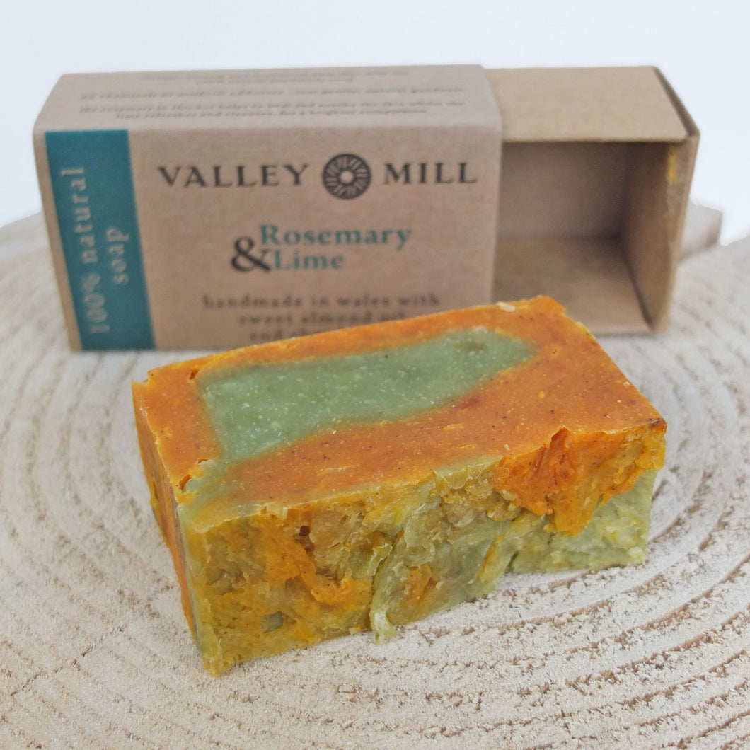 Valley Mill Rosemary and Lime Soap