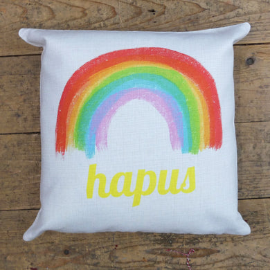 Rainbow Hapus Cushion