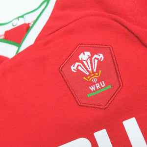 Welsh Rugby WRU Short & Tee Set