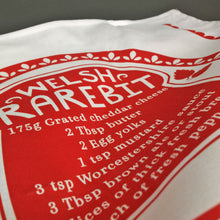 Welsh Rarebit Tea Towel