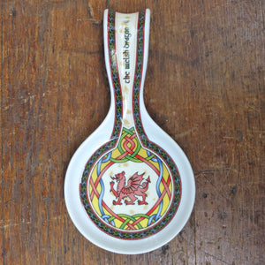 Welsh Weave Spoon Rest