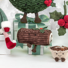 Amusable Yule Log by Jellycat
