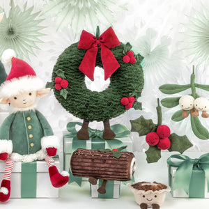 Amusable Wreath By Jellycat