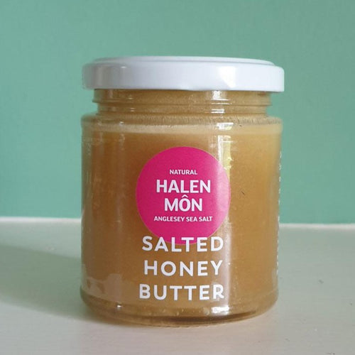 Salted Honey Butter by Halen Mon