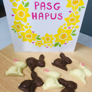 Mini Bunny Chocolate Gift Pack
