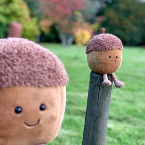 Amusable Acorn by Jellycat