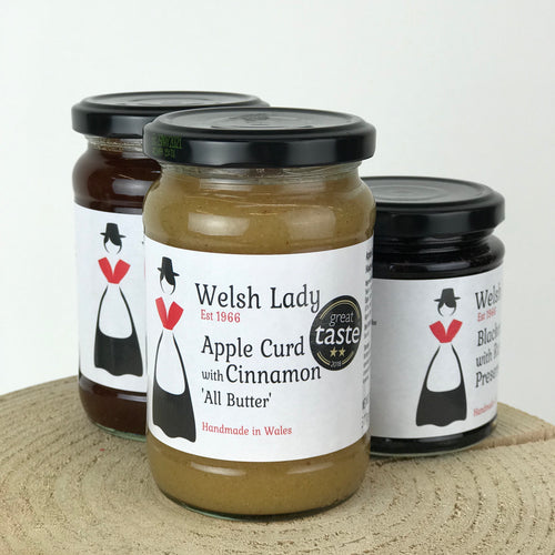 Apple Curd with Cinnamon