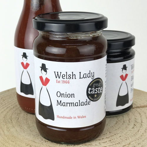 Onion Marmalade by Welsh Lady Preserves