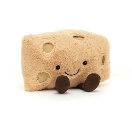 Amusable Swiss Cheese by Jellycat