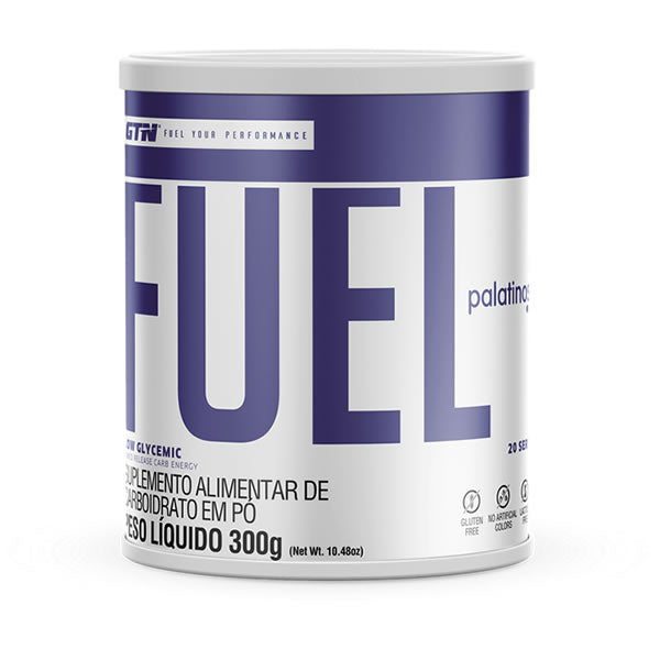 Pote do Elite Fuel, 100% palatinose 300g.