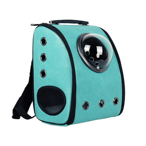 Top selling cat carriers, capsule bag carrying pet cat breathable outdoor portable