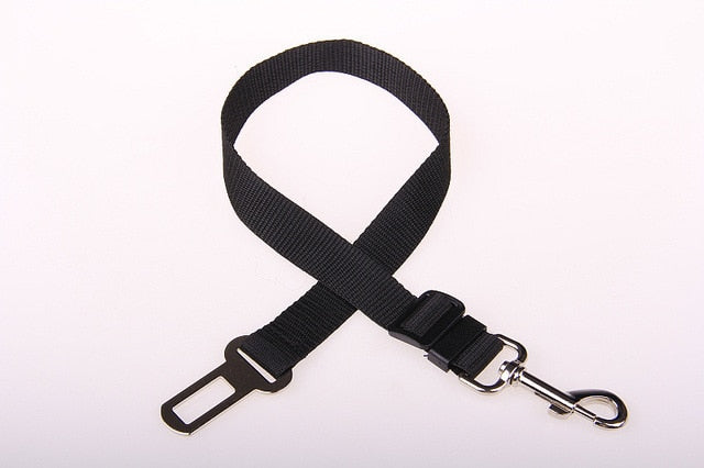 Top Selling Dog Car Seat Belts For Dogs Accessories Pet Car Safety Seat Belt Adjustable Seatbelt Harness Lead Puppy Car Pet Dog Seat Belt