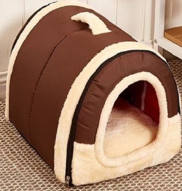 Top Selling Dog Beds Fast Shipping Dog Bed Kennel Removable And Washable Dog House Mat Foldable Pet Nest Cat Hondenmand Travel Portable Pet Supplies