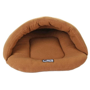 Winter Pet Dog Bed Warm Fleece Nest Kennel Bed for Pet Cat Small Dog Puppy Sofa Sleeping Bag House Animal Cave House