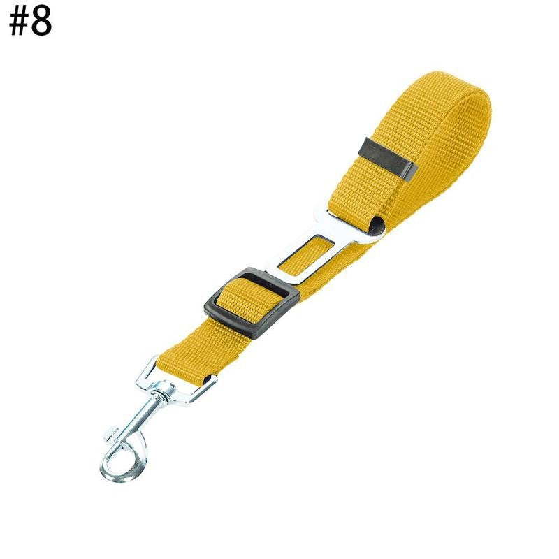 Top Selling Dog Seat Belts, the perfect Dog Pet Car Safety Seat Belt Harness,  Restraint Lead Leash